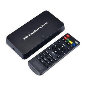 Хит EZCAP295 видео ЗАХВАТ USB 2,0 1080P HD аудио рекордер коробка видеокамера компьютерная консоль компоненты для PS4, PS3, Xbox One/360