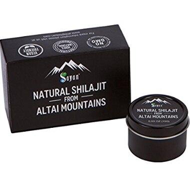 Sayan Pure Authentic Siberian Shilajit Mumijo | Organic Ful