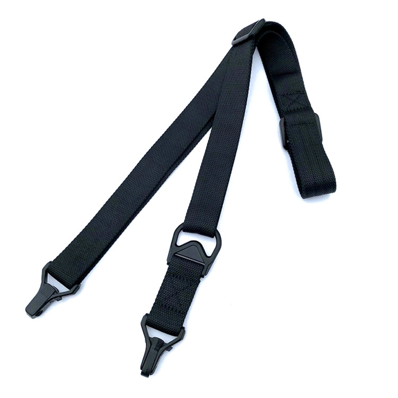 MS3 Tactical 1 Or 2 Point Multi-function Gun Sling Rifle Sling Quick Detach QD Adjustable Nylon Strap