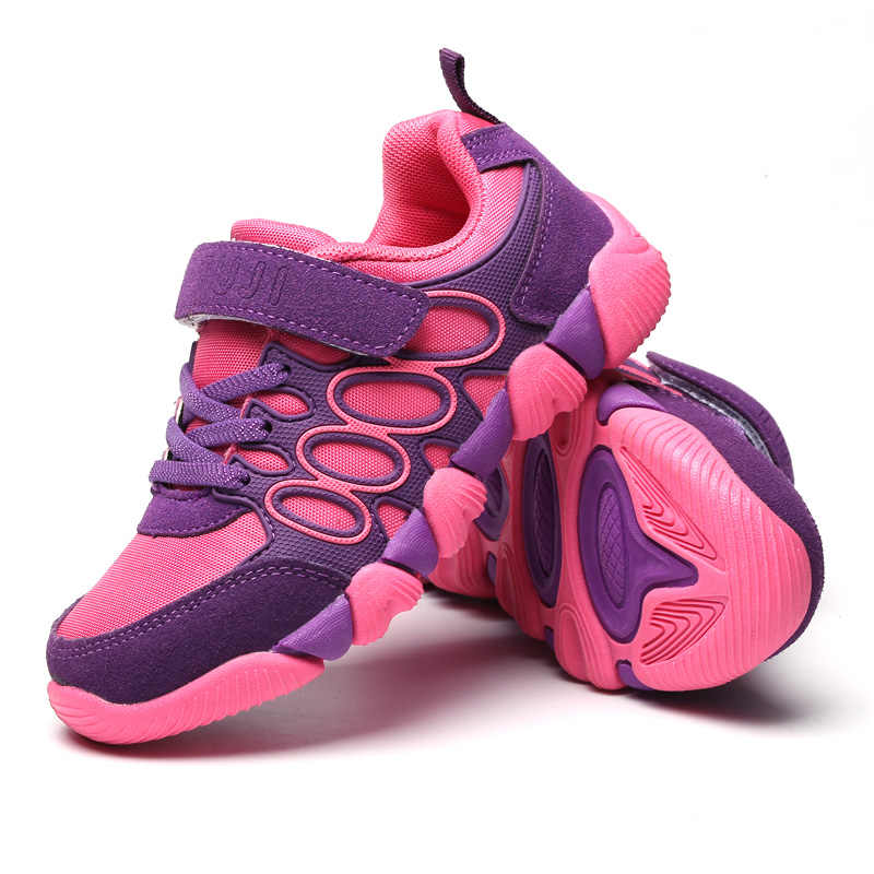 2019 Children shoes girls boys casual sports shoes fashion sneakers breathable kids running shoes comfortable outdoor shoes