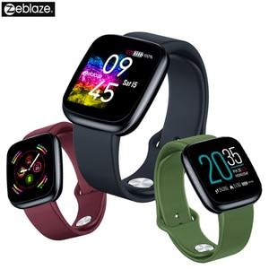 New Smartwatch Zeblaze Crystal