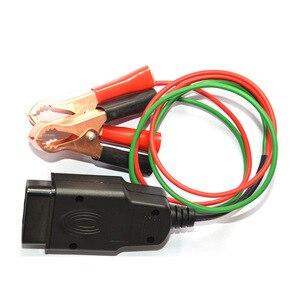 CHIZIYO Профессиональный Запасной инструмент для автомобильного аккумулятора OBD2, компьютер ECU, устройство для экономии памяти, кабель аварийн...
