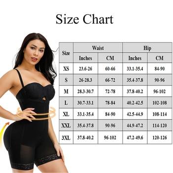 HEXIN Women Postpartum Slimming Underwear Shaper Recover Seamless Butt Lifter Bodysuits Shapewear Waist Corset Girdle Body Shape 6