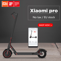 【25€ promo code: 08ESOW25】Xiaomi-patinete eléctrico Mijia M365/M365 Pro Smart E, Scooter Mini plegable, aeropatín, Longboard, batería larga para adultos