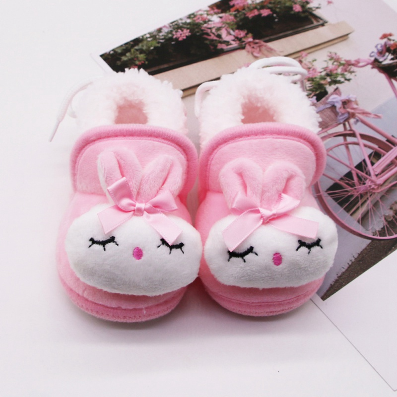 Girl Boy Breathable Anti-Slip Cartoon Animal Print Sneakers Toddler Soft Soled Walking Shoes 6-12Months Casual Baby Shoes