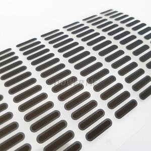 Image 5 - דוואר לי 20Pcs למעלה תחתון אבק נטו אוזן רמקול רמקול אבק רשת עם דבק עבור Sony Xperia XZ פרימיום XZP G8141 G8142