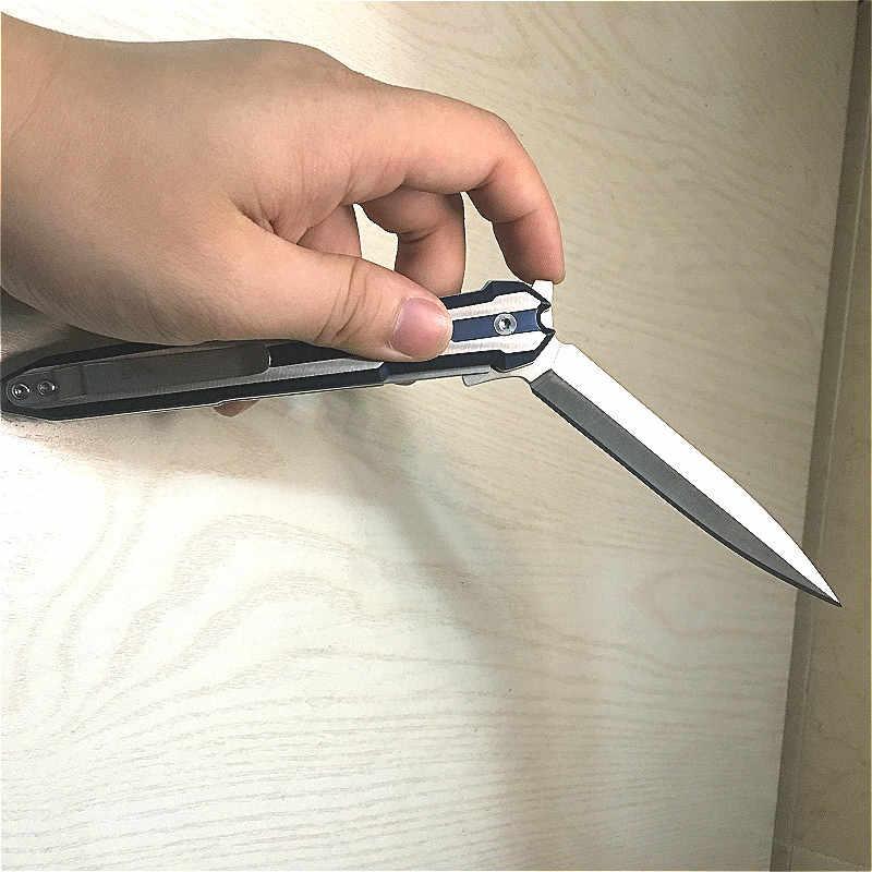 Охотничий нож Ручные инструменты складные ножи Мини карманный нож CS GO брелок-нож из нержавеющей стали navajas ручные инструменты Деревообработка