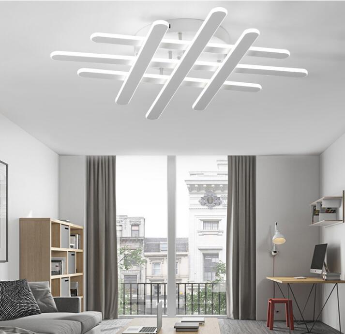 Современный светодиодный потолочный светильник, светильник для гостиной, спальни, Хрустальный цветок, современные роскошные светильники д...