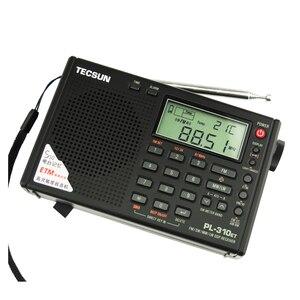 Image 4 - Tecsun PL 310ET 풀 밴드 라디오 디지털 LED 디스플레이 방송 강도 신호가있는 FM/AM/SW/LW 스테레오 라디오