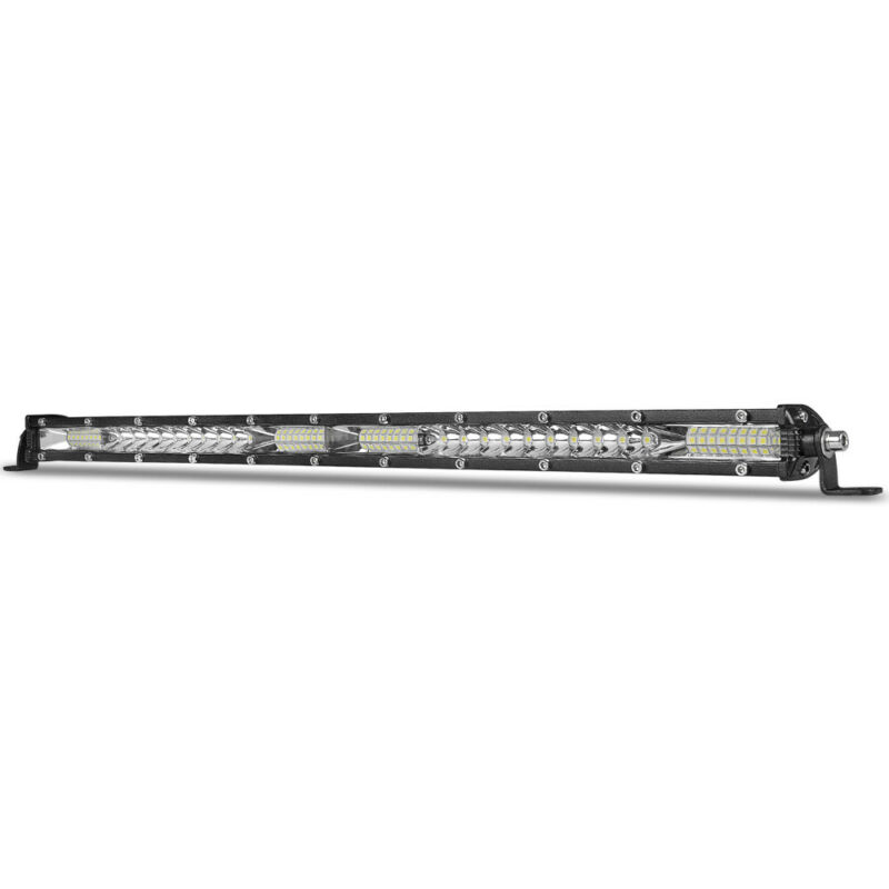 Replacement LED Light Bar Accessories Car Auto Ultra-Thin 6000K DC 12V 24V Combo