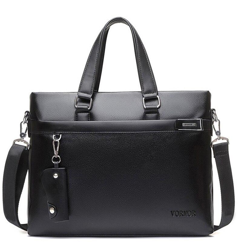 VORMOR Brand 2020 Men Shoulder Bag Business Briefcase Messenger Bags Computer Laptop Handbag Bag For Male
