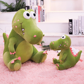 35CM/45CM Dinosaur Plush Doll Toys Cute Cartoon Stuffed Animals Soft Dolls For Kids Birthday Toy Gift