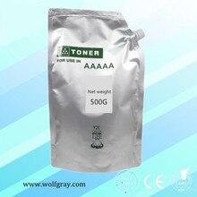 Compatible 500g refill toner powder Q2612A 2612a 2612 12A Q2612 toner cartridge for hp laserjet 1010/1020/1015/1012/3015/3020