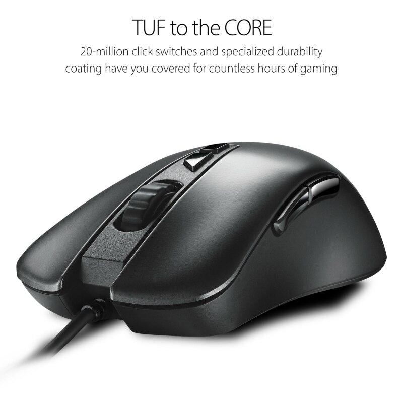 Ratón ASUS TUF Gaming M3 7000 DPI con cable, ratón RGB emisor de luz, ratón gaming agent M3 mouse 50mL de larga duración para parabrisas delantero de coche ventana de cristal Anti-niebla agente CUIDADO DE COCHE espejo retrovisor desempañamiento Spray líquido