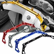 Aluminium motocyklowe belka do balansowania stojak na telefon komórkowy poprzeczka dźwignia dla sym CRUISYM150 180 Maxsym400/600 Maxsym 400i kierownica