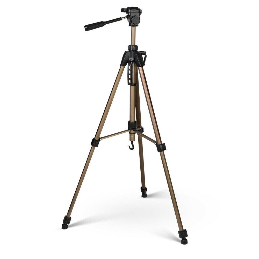 3 voies tête 61-160cm professionnel caméra trépied support pour Canon Nikon Sony DSLR caméra caméscope Mini portable trépied pour téléphone