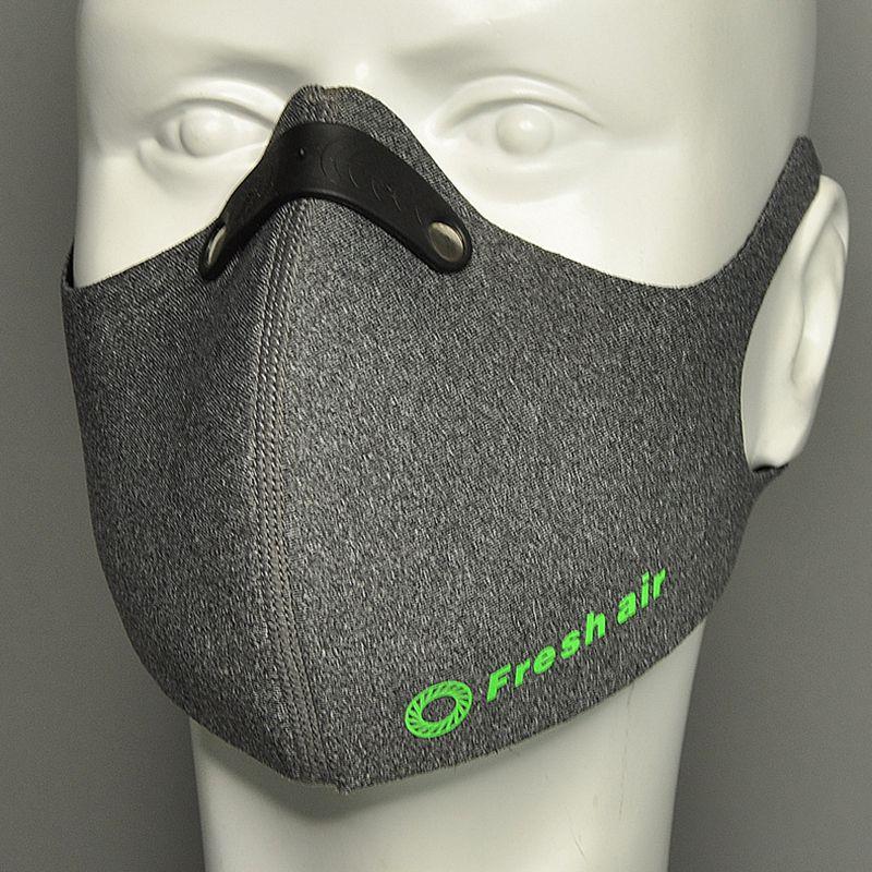Anti-fog Mask Anti-fog And Haze KN-95 Dual Filter Mask Bicycle Riding Sports Mask Dustproof
