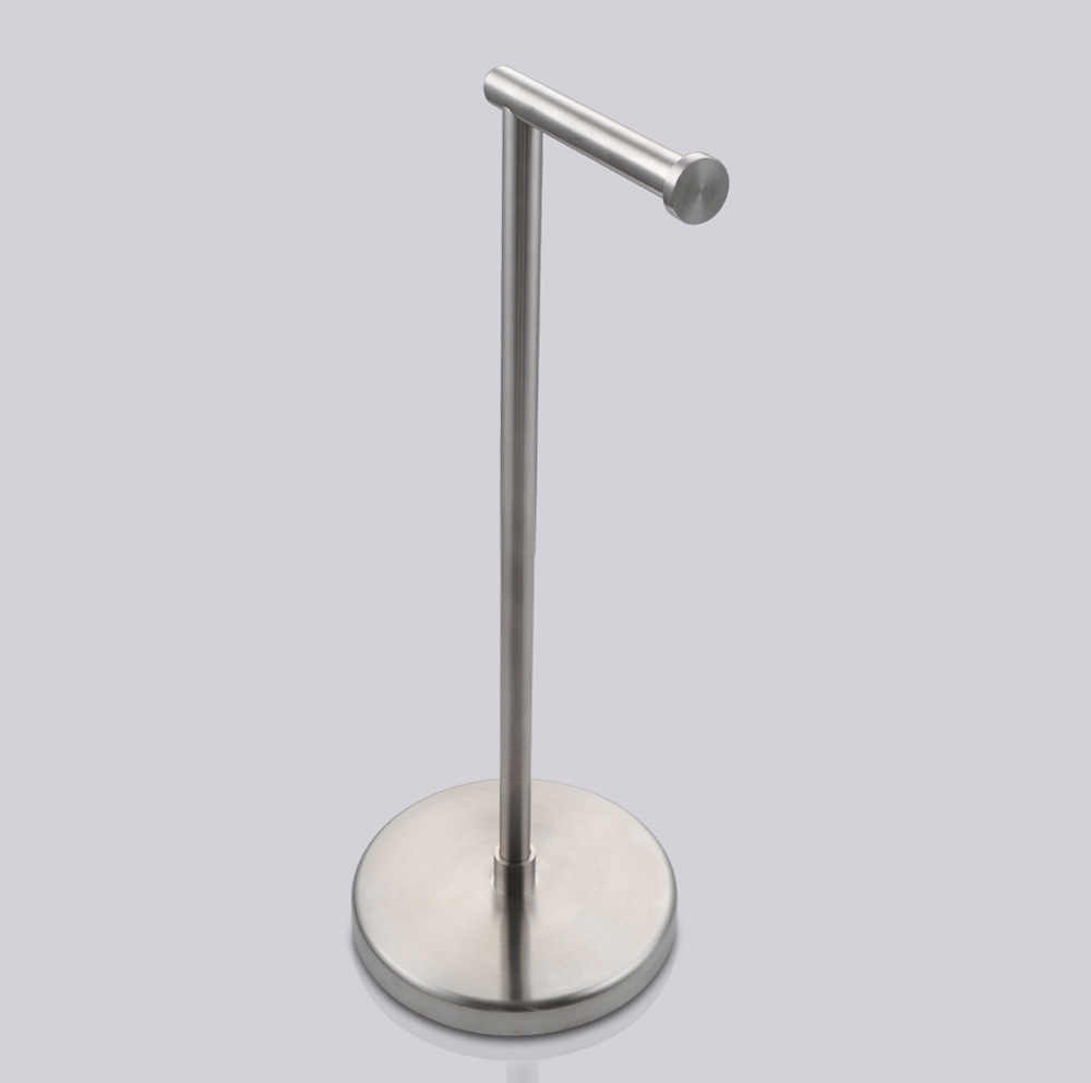 Simple 304 Stainless Steel Paper Holder