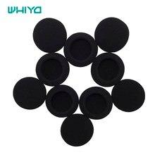 Whiyo 5 pares manga travesseiro almofadas de ouvido capa almofada earpads substituição para philips hs500 SBC-HL155 SBC-HL145 shm6103 fones ouvido