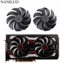 95 มม.6Pin FD10015M12D DC12V RX5700 XT Coolerพัดลมเปลี่ยนSapphire RX 5500 5600 5700XT PULSE Coolingพัดลม