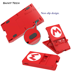 Image 3 - Nitendo suporte ajustável para nintendo switch, suporte portátil ajustável para console