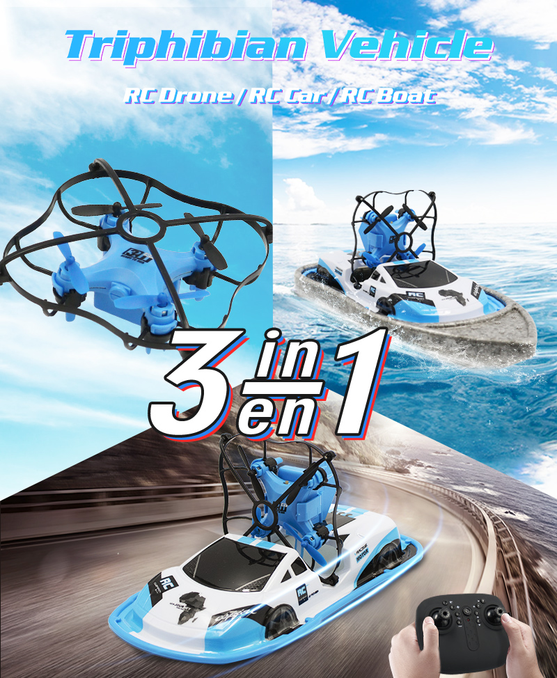 3-IN-1 RC DRONE BOAT CAR (1)
