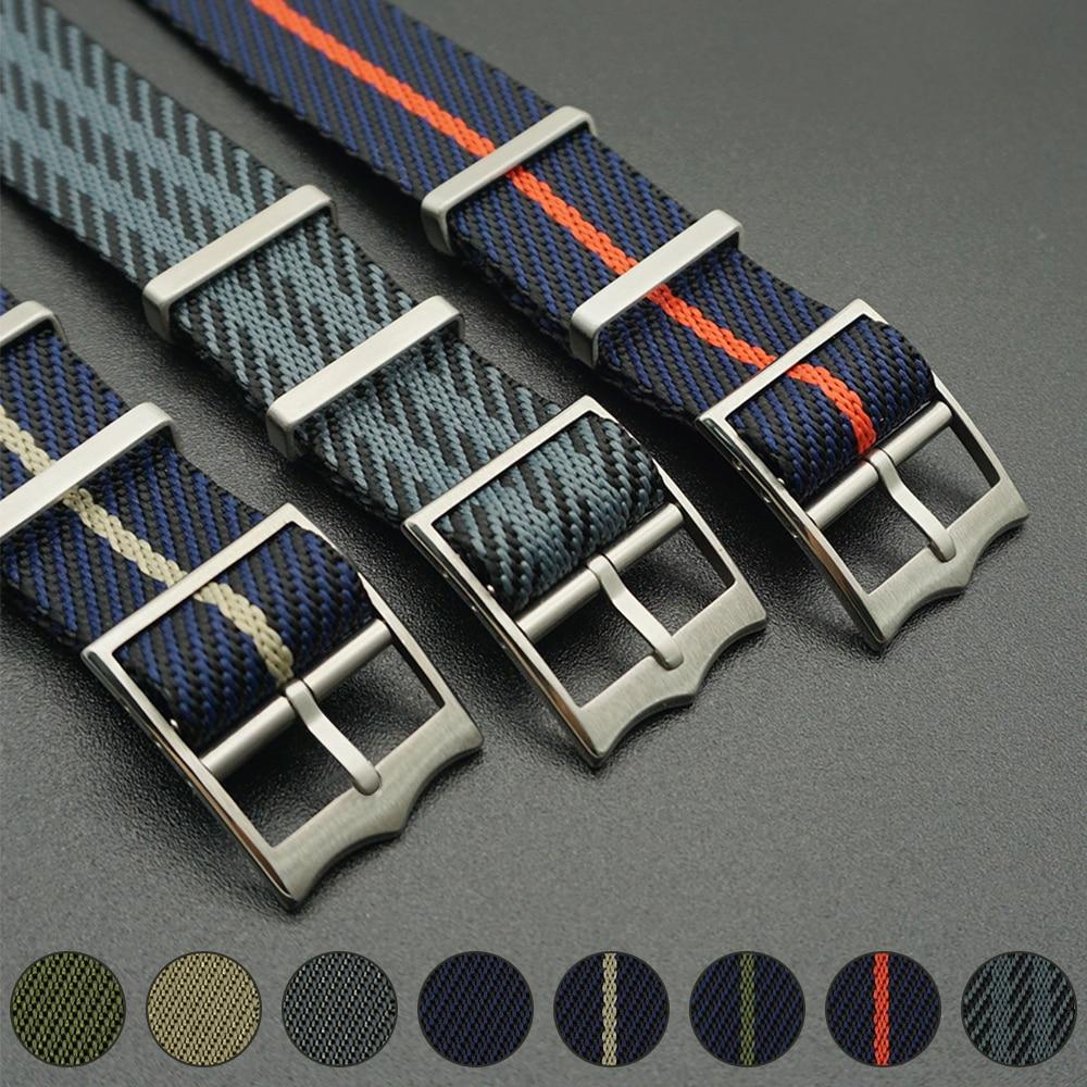 Watch strap tudor Custom strap