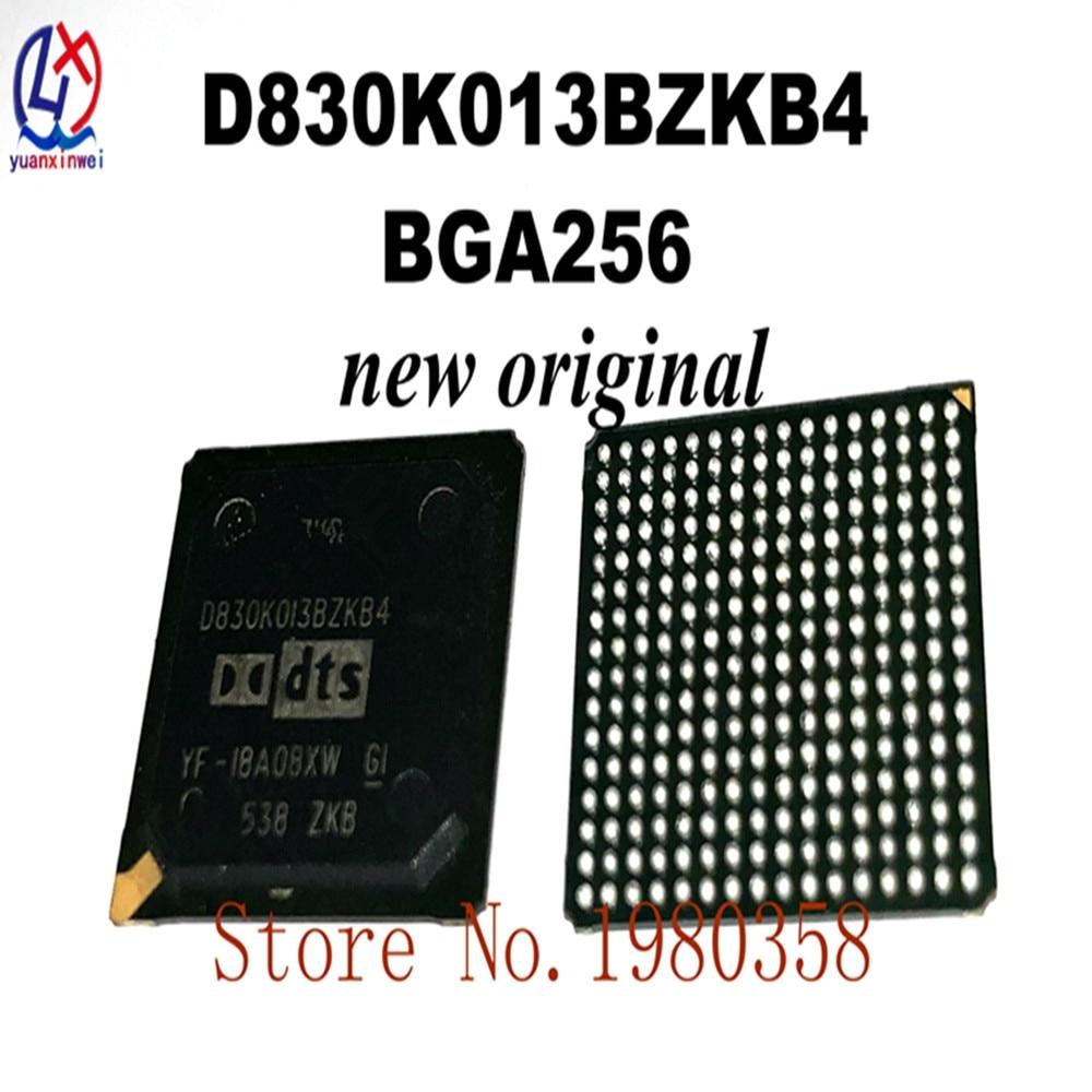 Free Shipping  1PCS/lot D830K013BZKB4 D830KO13BZKB4 D830K013 BGA Original Chip D830K013BZKB400