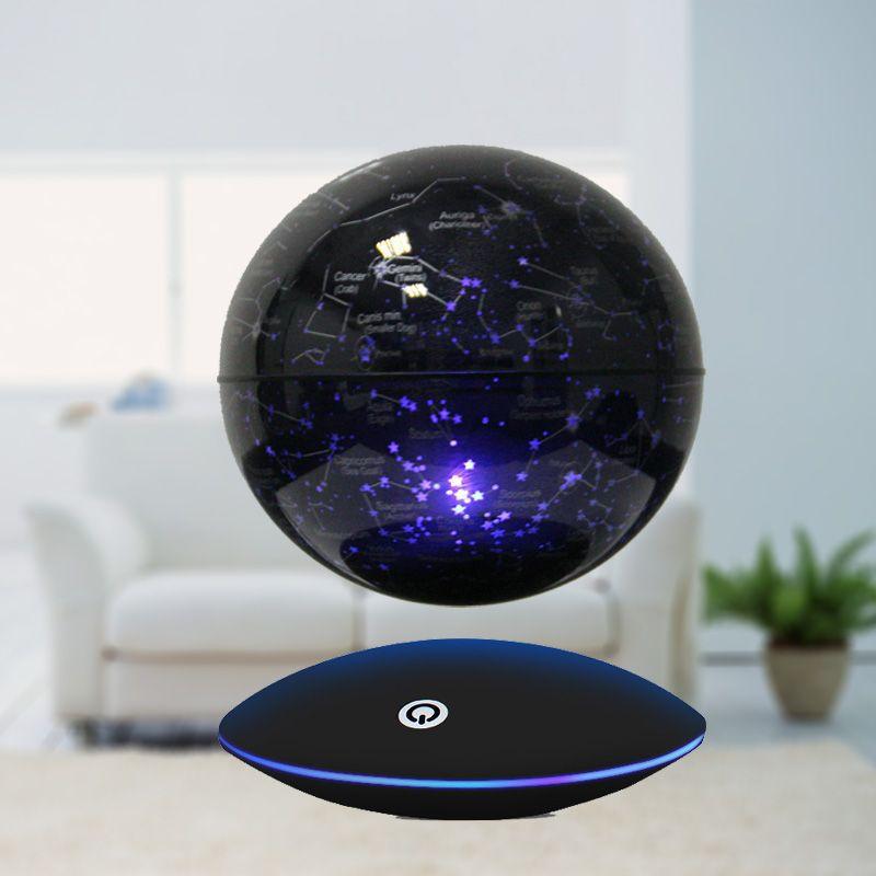 Globe de lévitation magnétique 6 pouces pour envoyer patron bonne amie copines bureau maison salon chambre décoration créative decora