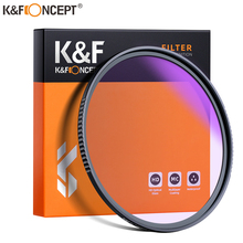 K&F Concept Night Camera Filter Multiple Layer Nano Coating Pollution Reduction for Night Sky Star 52mm 58mm 67mm 72mm 77mm 82mm