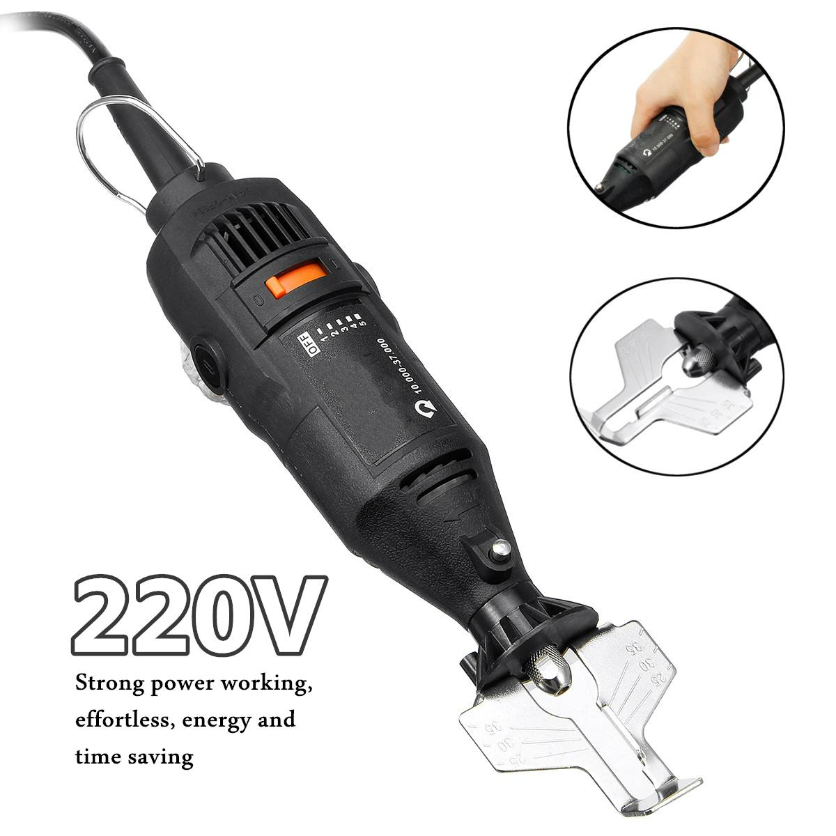 12V Sharpening-Machine Chain-Saw Accessories Grinder Chainsaw Electric File Pro Tools 25000RPM