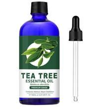 Lagonamoon olejek eteryczny z drzewa herbacianego 150Ml 100% czysty naturalny z terapeutycznym nawilżającym przeciwzmarszczkowym