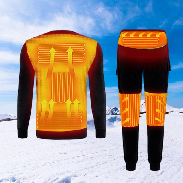 Electric Heating Underwear