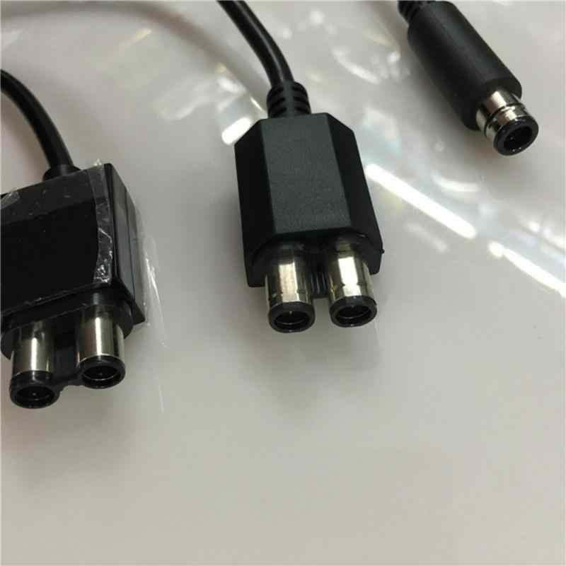 Para Xbox 360 a Slim/E nuevo adaptador de fuente de alimentación de CA Cable de transferencia convertidor Venta caliente Fat HDD duro cable de datos de disco