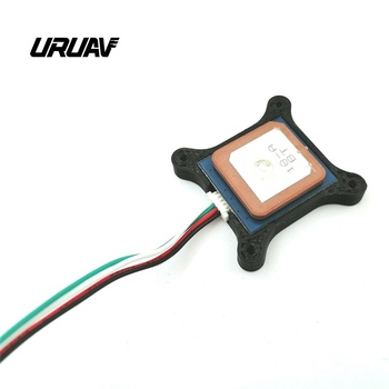 Mix Color URUAV 3D Printed BN-220 GPS Module Protection Case For FPV Racing Drone RC Multirotor Spare Part DIY Accessories image
