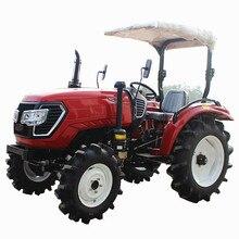 Nowy projekt 40hp cztery koła Mini ciągnik rolniczy