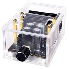 Amplificatore Stereo del Cl AB del bordo 2X30W dell'amplificatore di Digital TDA7377 per la DC9-18V dell'altoparlante di 4-8 Ohm con le coperture acriliche