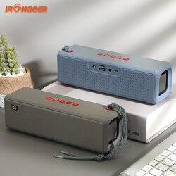 Draagbare Barre De Zoon Bluetooth Speaker Usb Aux Tf Barra Sonido Caixa Som Portatil MP3 Speler Boombox Interface Audio Sound bar