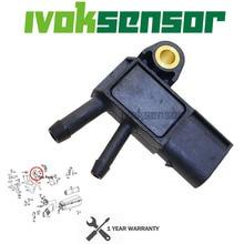 DPF Exhaust Air Pressure Sensor For Mercedes Benz Benz W164 W211 W220 W221 A B C E G M R S CLASS SLK Sprinter viano Smart Fortwo