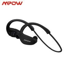 Беспроводные наушники Mpow Cheetah MBH6, Bluetooth наушники 2 го поколения, наушники Bluetooth 4.1 с микрофоном, гарнитура для звонков AptX, спортивные наушники для смартфонов