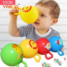 Infant Toys Bell Educational-Toys Hand-Catching-Ball 0-12-Months Voice Random-Color YANUO