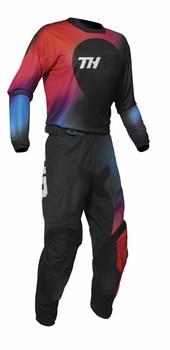Conjunto de Jersey y pantalón para carreras de Motocross, ATV, 2020 MX