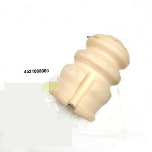 Image 1 - 4521008000 1pc Genuine  rear bumper suspension cap For Ssangyong Rexton Kyron Actyon Rear shock absorber buffer rubber