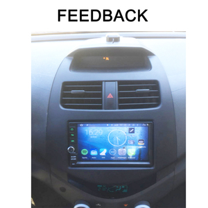 Image 3 - 2 Din فآسيا لشروليه سبارك M300 دايو ماتيز هولدن راديو جي بي إس دي ستيريو CD لوحة داش جبل تركيب طقم الكسوة