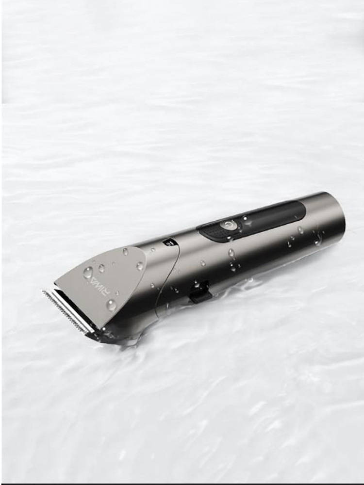 Barber-Trimmer Cutter-Head Body-Hair-Clipper Carbon-Steel Professional Washable RE-6305