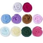 10 Colors 100g Wool ...
