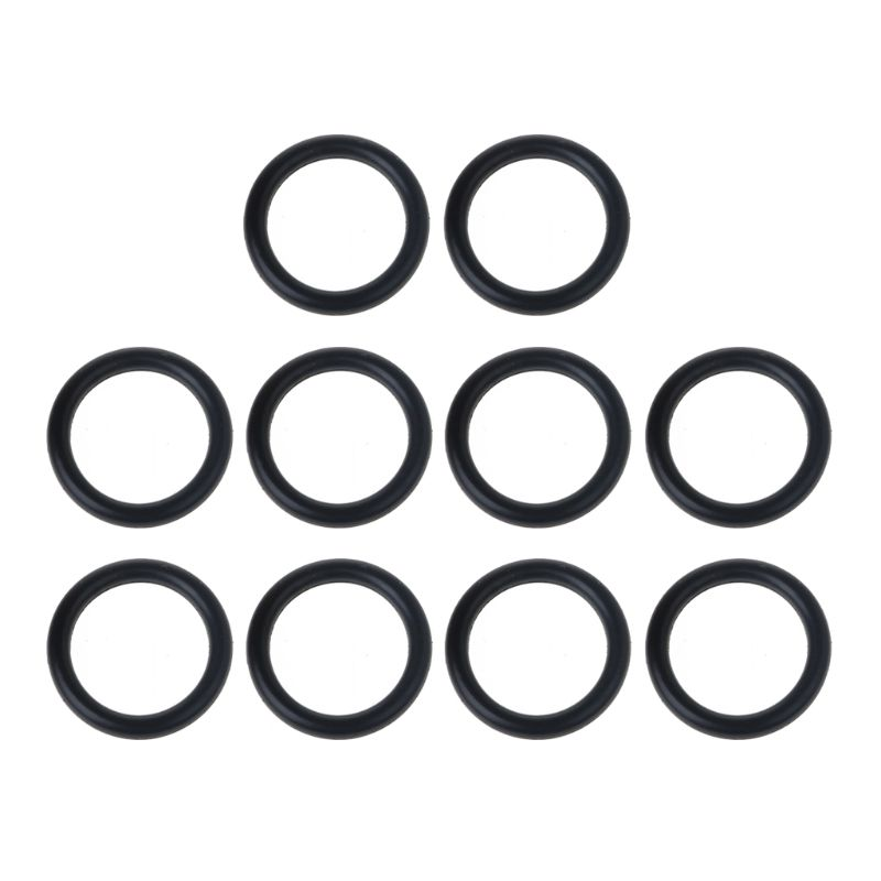 10Pcs G1/4 Thread Water Cooling Silicone Seal O-ring Water Cooler PC Accessories