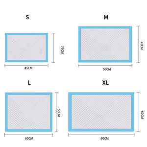 Image 4 - Couches pour animaux de compagnie, de 20, 40, 50 ou 100 pièces de coussinets dentraînement pour animaux de compagnie, pour chiots, pour lurine, accessoires