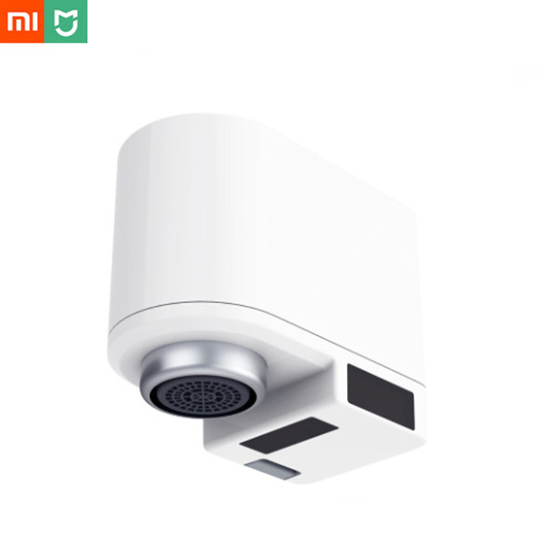 Original Xiaomi Mijia ZJ Automatic Sense Infrared Induction Water Saving Device Water Diffuser Kitchen Bathroom Sink Fauce