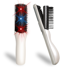 Laser Massage Comb Hair Equipment Growth Care Treatment Brush Grow Loss Therapy